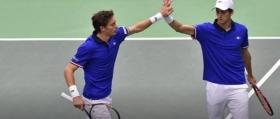 Risultati dalla Davis Cup