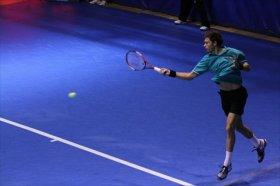 """Nicolas Mahut è stato il protagonista, insieme a Isner, della """"partita infinita"""" a Wimbledon del 2010."""