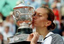 Iva Majoli, campionessa al Roland Garros 1997, giocherà il doppio a Mosca