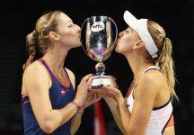 WTA Finals Singapore: Le Finali. Nel doppio successo di Makarova-Vesnina