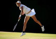 Wimbledon: I calzini neri di Ekaterina Makarova