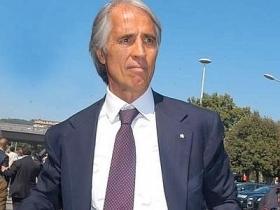 Giovanni Malago è il Presidente del Coni