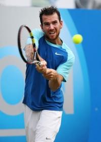 Adrian Mannarino classe 1988, n.72 ATP
