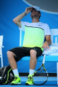 Adrian Mannarino classe 1988, n.36 ATP
