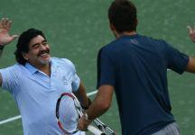 La morte di Diego Armando Maradona: La reazione dei tennisti