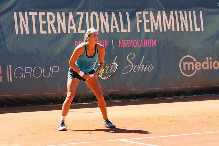 Giorgia Marchetti nella foto