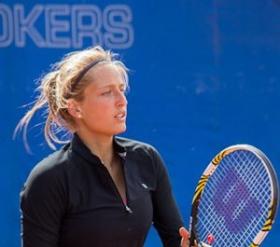 Giorgia Marchetti classe 1995, senza ranking WTA