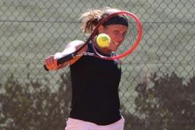 Sara Marcionni, 27 anni da Piateda (Sondrio), è cresciuta al Tennis Rozzano. Nel 2016 è entrata nei ranking Wta sia di singolare che di doppio