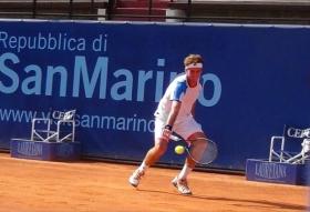 Roberto Marcora classe 1989, n.375 ATP - Foto Antonio Milesi