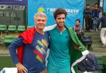 Challenger Guangzhou: Roberto Marcora centra la prima finale in carriera nel circuito challenger. L'azzurro sfiderà tra poco per il titolo il belga Kimmer Coppejans
