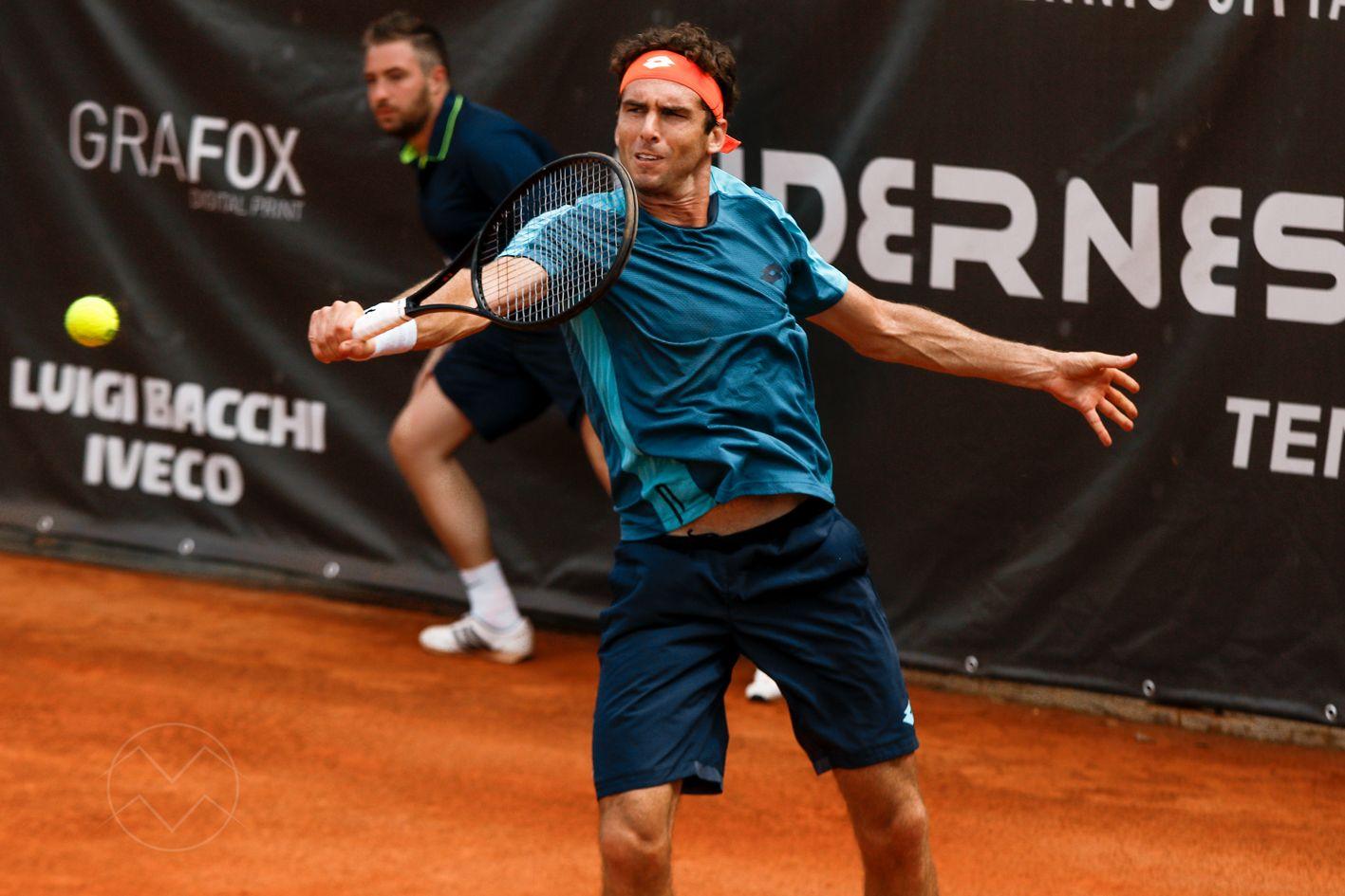 Roberto Marcora nella foto
