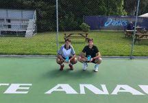 """Challenger Noumea: Margaroli e Vavassori approdano in semifinale… senza giocare un """"quindici"""""""