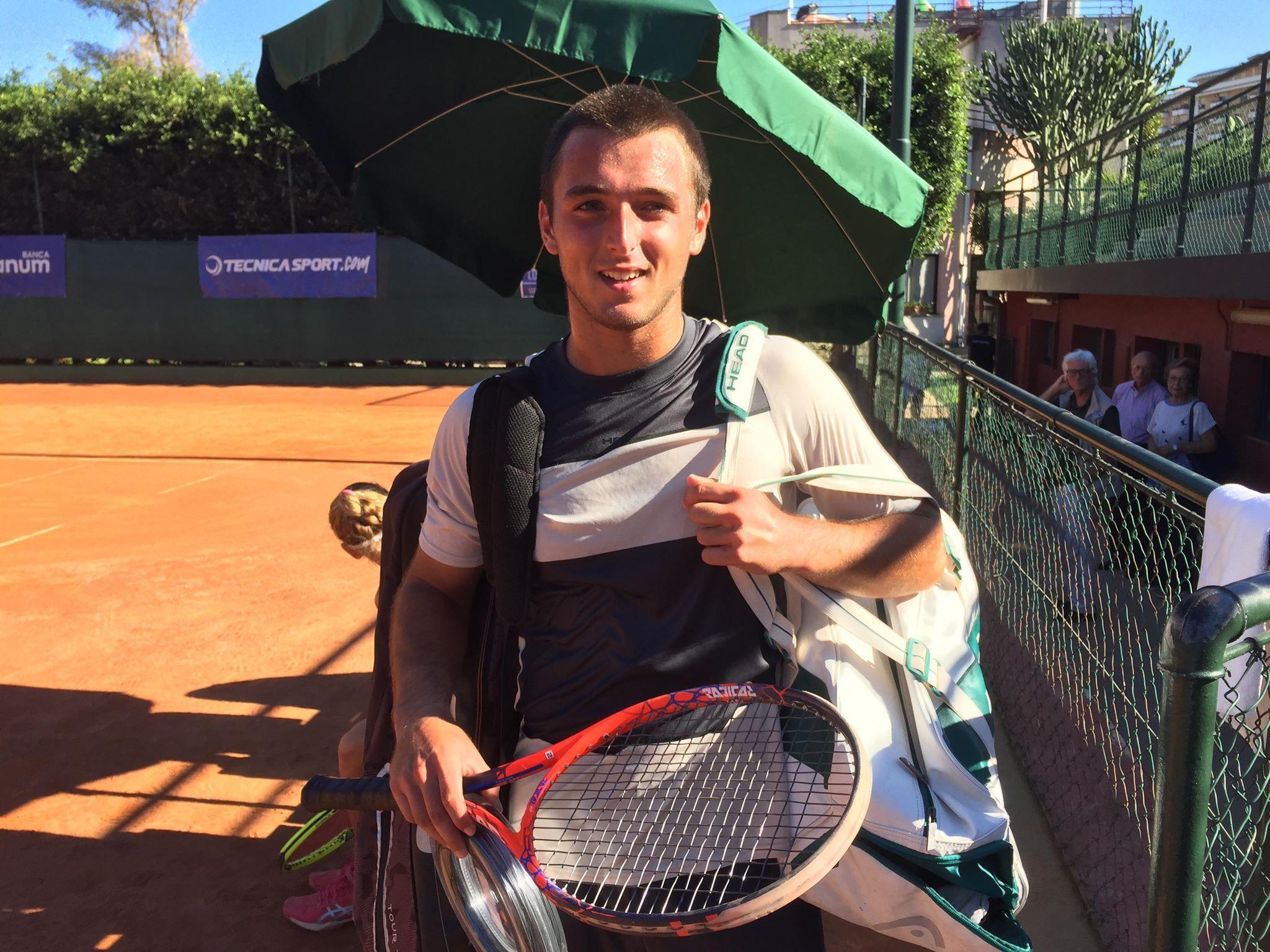 Pietro Marino nella foto