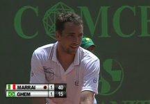 Challenger Barranquilla: Matteo Marrai sconfitto ai quarti di finale da Alejandro Falla