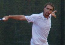 Challenger Cali: Matteo Marrai si ferma al secondo turno. Sconfitto da Schwank in due set