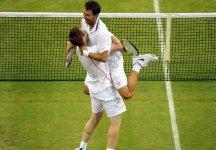 Wimbledon: Da Wild Card Nielsen e Marray vincono il titolo di doppio