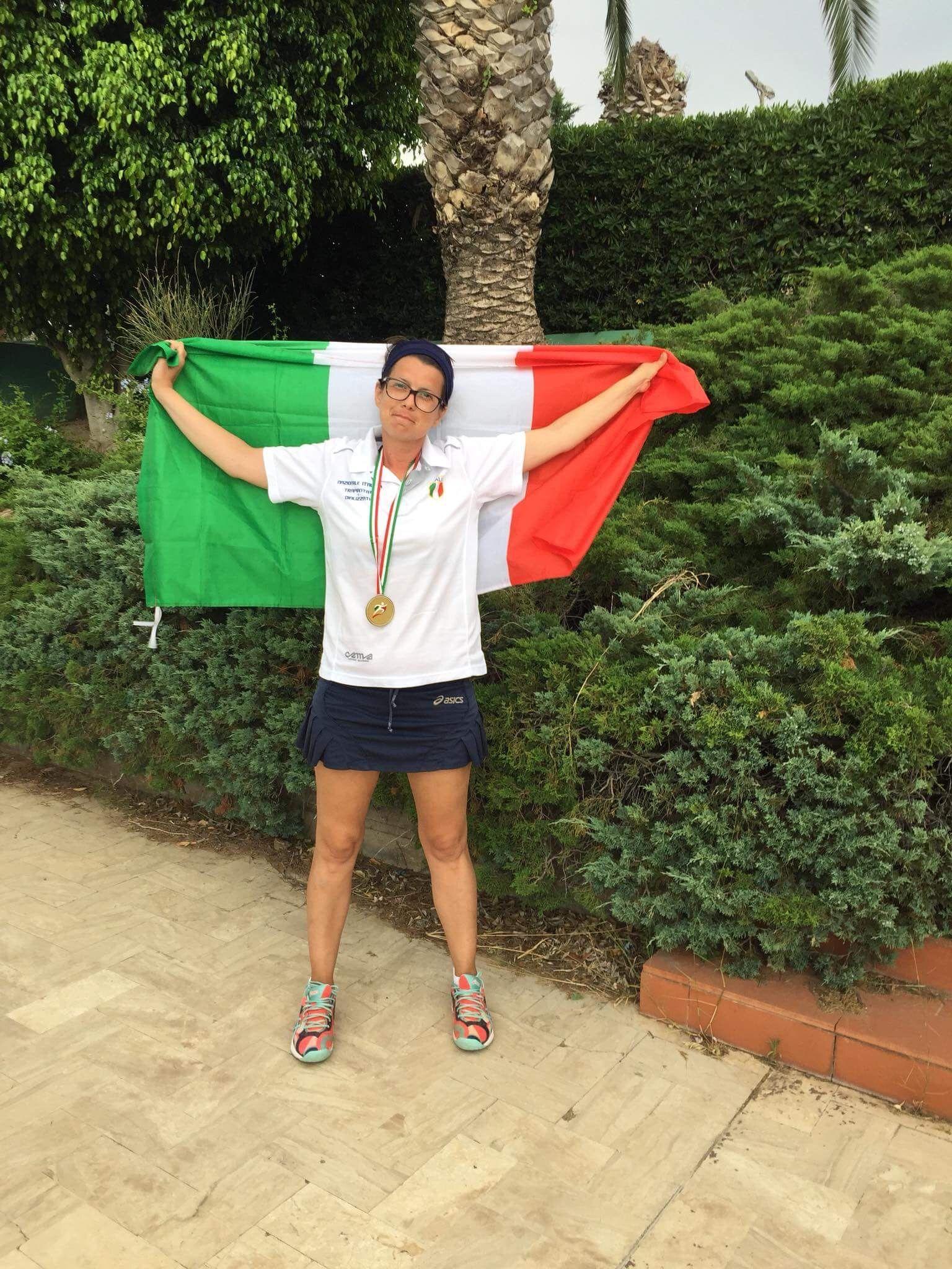 Marta Nizzo nella foto