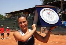 ITF Roma: Successo di Martina Trevisan