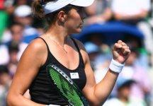 WTA Seoul: Martínez Sánchez vince il torneo. Dopo più di cinque anni una spagnola torna a vincere sul cemento