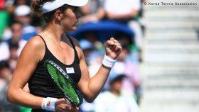 María José Martínez Sánchez, classe 1982, n. 36 della classifica WTA.