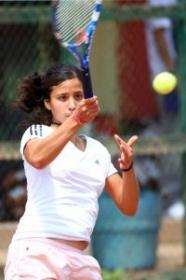 Ivania Martinich classe 1995, n.766 WTA