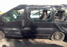 """Incidente stradale per Rebeka Masarova che dichiara: """"mia madre, mio fratello ed io siamo sopravvisuti per miracolo"""""""