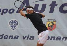 Tennis Memorial Fontana (Casinalbo): Il resoconto di Mercoledì 10 Luglio