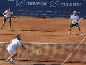 Fognini e Volandri fuori all'esordio nel doppio a Santiago