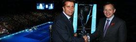 L'ATP ha annunciato che la Masters Cup rimarrà a Londra fino a tutto il 2015