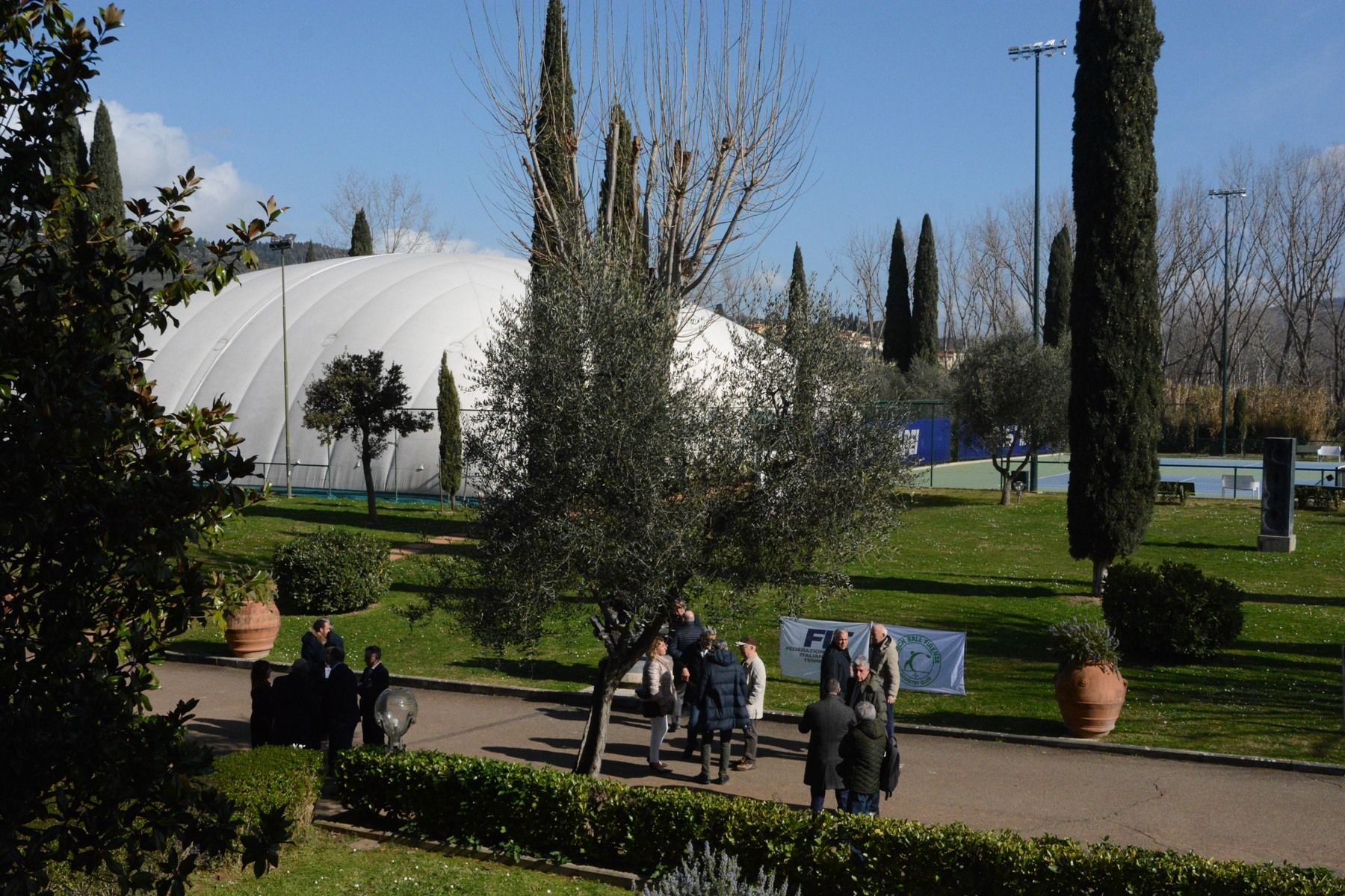 Il Match Ball Firenze primo circolo a sostegno dei soci e dei collaboratori. Orgogliosi del nostro tennis