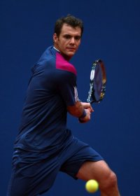 Paul Henri Mathieu classe 1982, attualmente senza ranking ATP