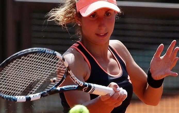 Alice Matteucci nella foto