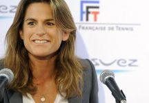 """La provocazione di Amelie Mauresmo: """"Le ragazze dovrebbero giocare la finale degli Slam 3 su 5"""""""