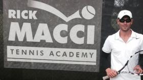 Giampaolo Mauti, direttore della Rick Macci Tennis Academy (Boca Raton, Florida)