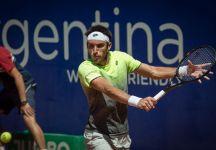 ATP Buenos Aires: Leonardo Mayer gioca bene, Fabio Fognini no e viene eliminato al secondo turno