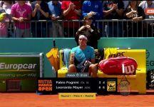 Masters 1000 Madrid: Fabio Fognini delude. Subito sconfitto dal torneo madrileno