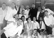 Leonardo Mayer si è sposato