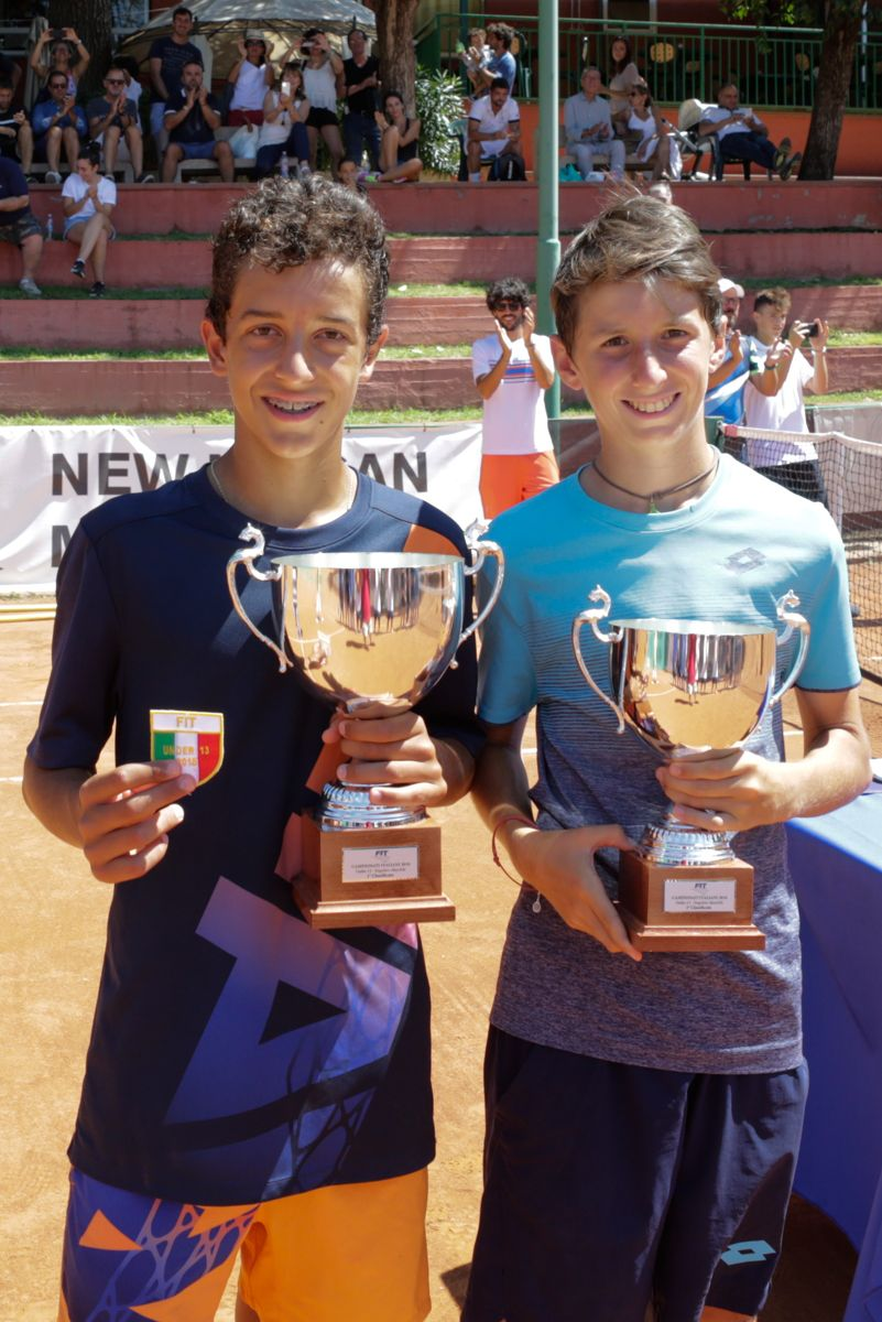 Filippo Mazzola e Federico Bondioli