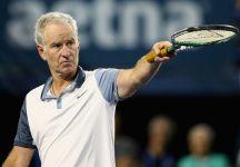 """McEnroe: """"2 su 3 negli Slam? No, un tiebreak a 10 al posto del quinto set"""""""