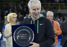 30 anni dopo, McEnroe si riprende l'Italia