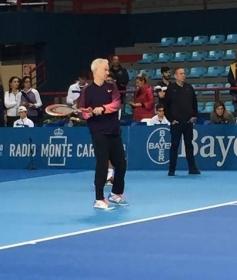 McEnroe e gli altri: una domenica speciale per la Tennis Academy