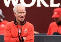 McEnroe duro con l'ATP per il trattamento subito dalla Laver Cup