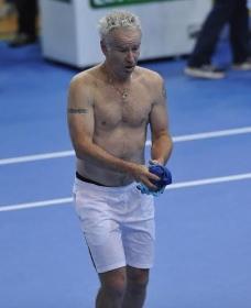 Grande Sfida da urlo: McEnroe all'attacco di Bruguera
