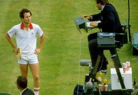 John McEnroe ex n.1 del mondo in singolare e doppio
