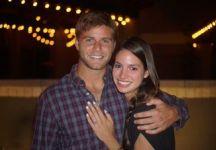 Si sposa Ryan Harrison
