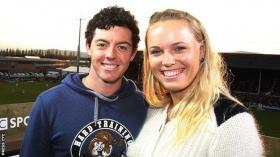 Il golfista <strong>Rory McIlroy</strong> ha annunciato la fine del fidanzamento con Caroline Wozniacki