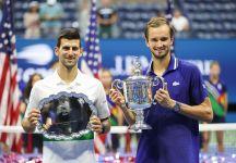 """Us Open: La conferenza stampa di Daniil Medvedev e Novak Djokovic. Djokovic """"Daniil ha giocato bene, in fiducia e solido, ma io onestamente ero sotto al mio livello in ogni colpo"""" (Video)"""
