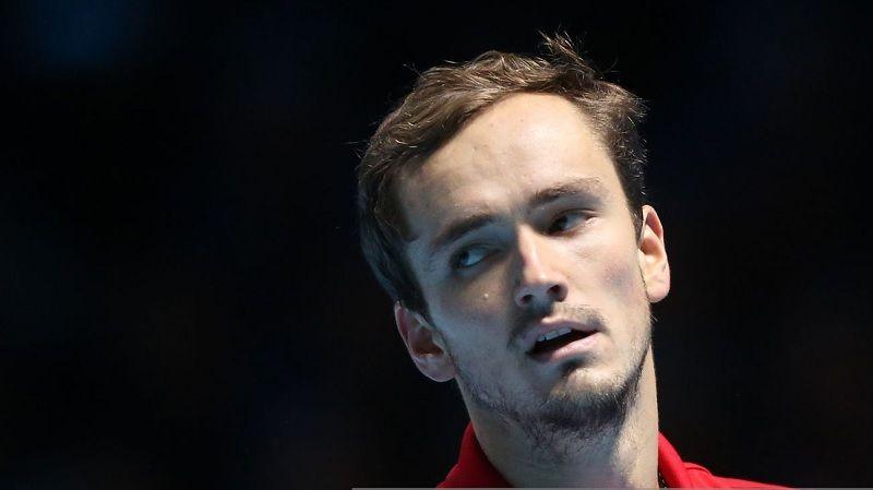Daniil Medvedev, vincitore del Masters 2020