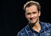 """Medvedev, il tattico: """"Ho bisogno di un tennis difensivo, ma non solo, l'importante è saper cambiare"""" (di Marco Mazzoni)"""