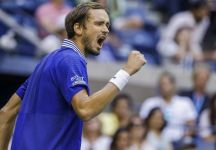 Daniil Medvedev non dà scampo ad Auger-Aliassime e ritorna in finale agli US Open